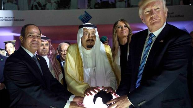 donald-trump-in-saudi-arabien