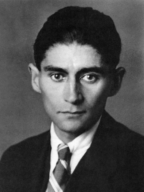 Frans Kafka 1923