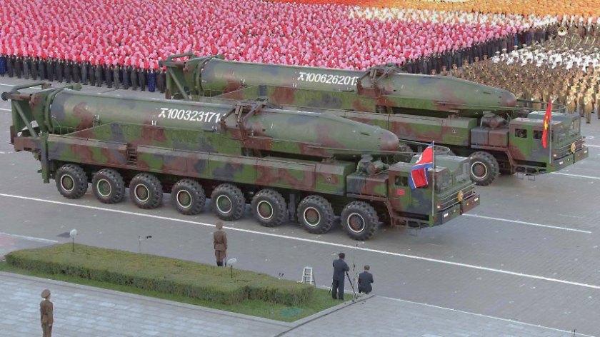 Nordkorea will neue Atomwaffen- und Raketentests unternehmen