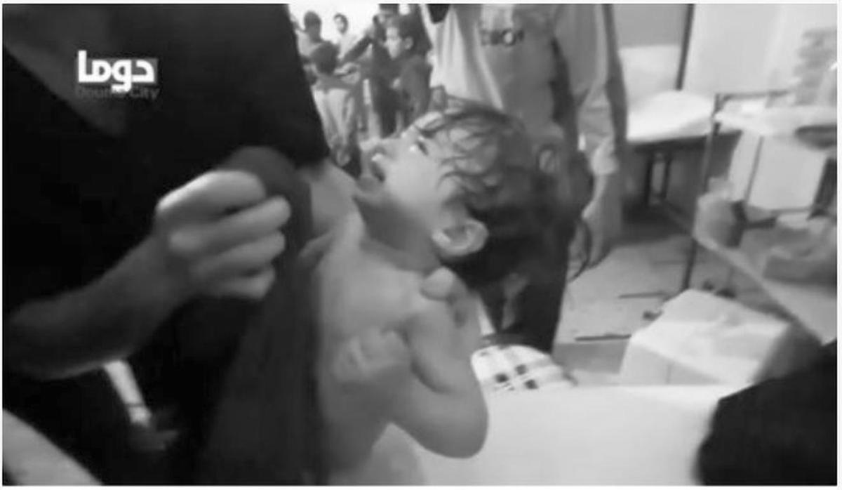 خبرنگار «بی.بی.سی»: حمله شیمیایی در شهر «دوما» سوریه ساختگی بود - انگلیس از ساختگی بودن حمله مطلع بود