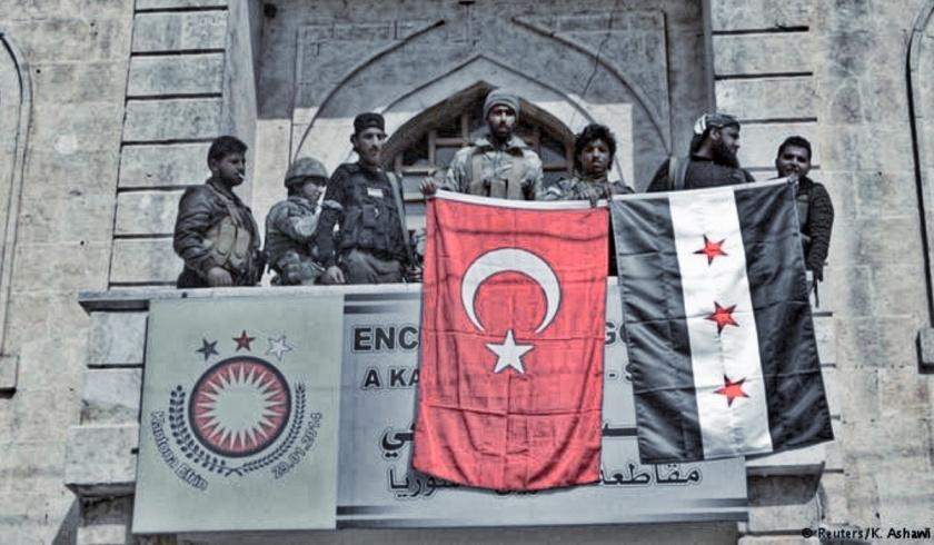 army free syria