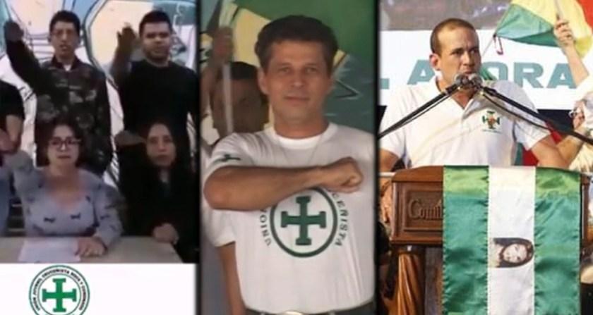 Union-Juvenil-Cruceñista-Bolivia-fascists